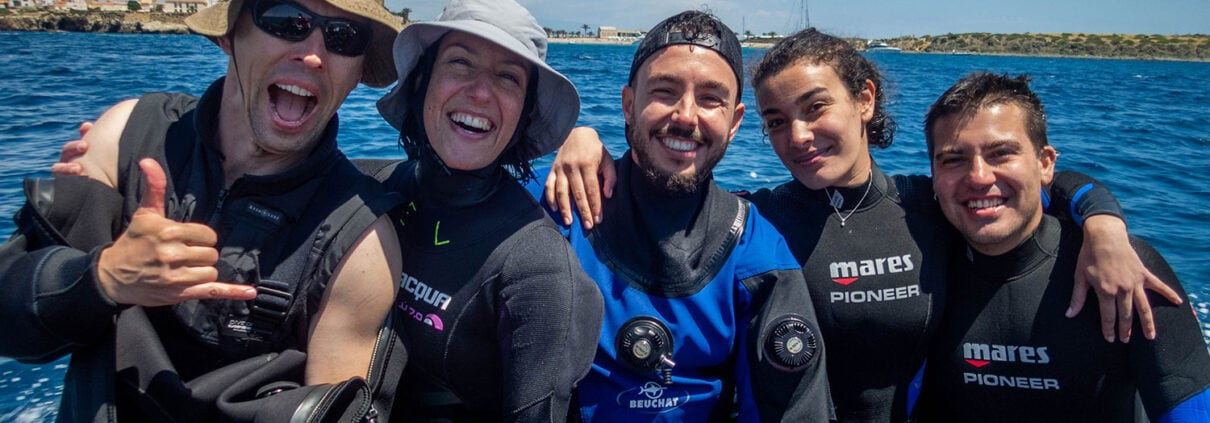 Scuba Diving Spain