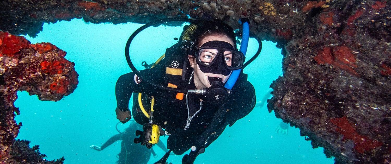 PADI Cavern Diver