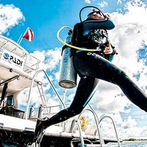 PADI Boat Diver course
